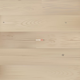 Wood pattern and texture for background. vector illustration. Premium Vector