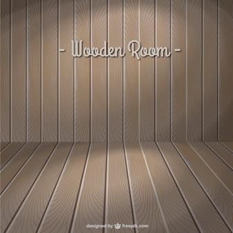 木製のテンプレートベクトル