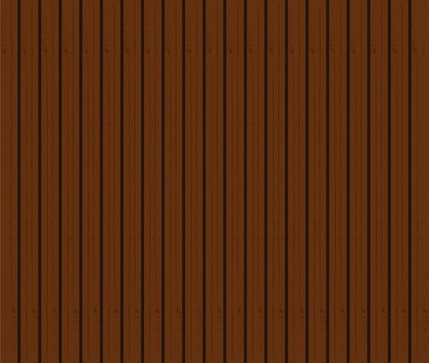 Wood texture background vector.