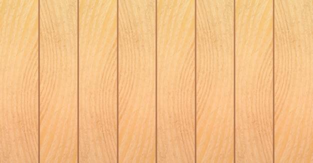 Текстура древесины фон. деревянные доски в плоском дизайне. Premium векторы