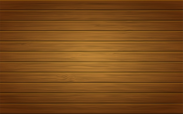 Wood texture. cartoon wall of wood planks