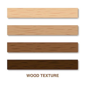 Wood texture isolated on white background