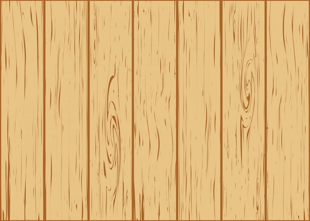 Wooden background from boards