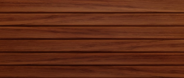 Wooden background texture of brown wood planks