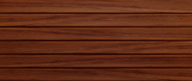 茶色の木の板の木製の背景のテクスチャ