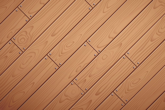 Wooden background. vector wood texture. wood plank