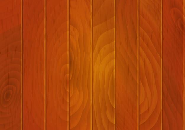 天然木の詳細な質感を持つ木製の背景