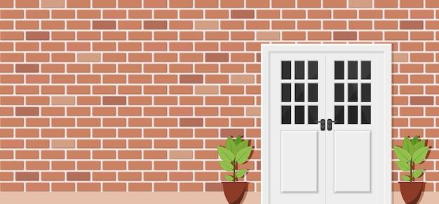 Деревянная дверь дома вид спереди