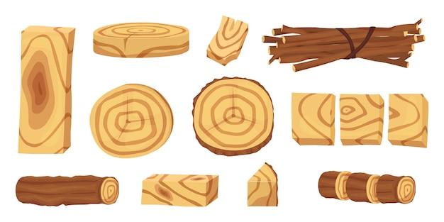 木製要素セット
