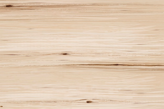 Wooden grain table background in 3d style, flat lay view