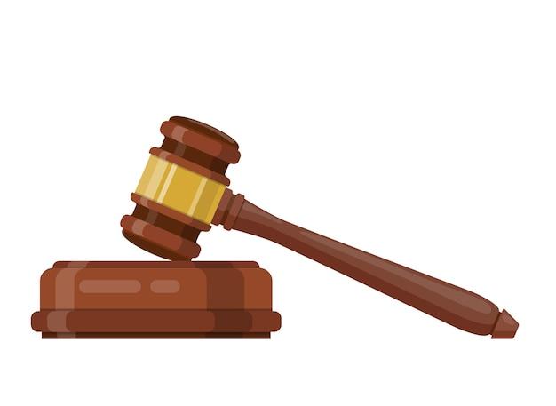 Церемониальный молоток судьи