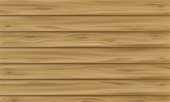 Wooden panel illustration of realistic wood texture background with plank seamless pattern