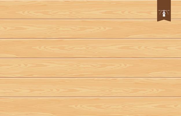 木製の表面の背景。