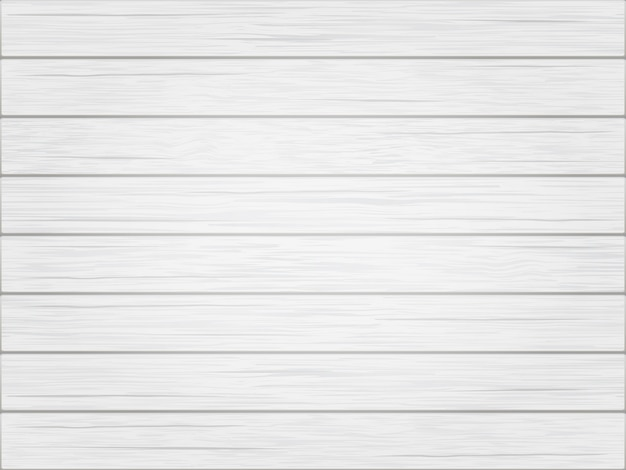 Wooden white vintage background