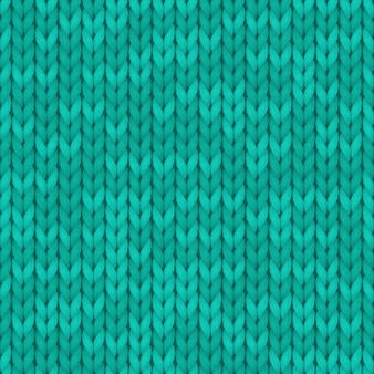 Wool turquoise color texture background