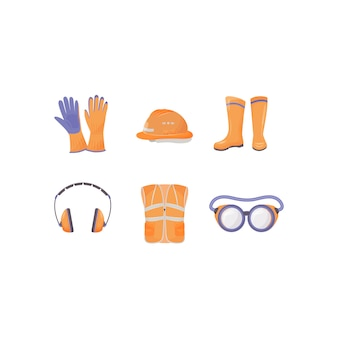 Worker personal protective equipment