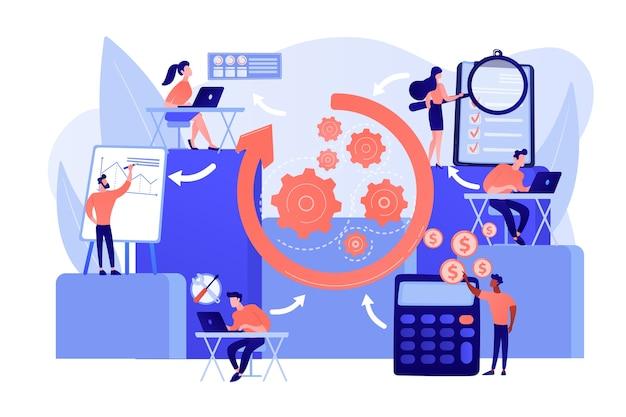 Organizzazione e gestione della forza lavoro