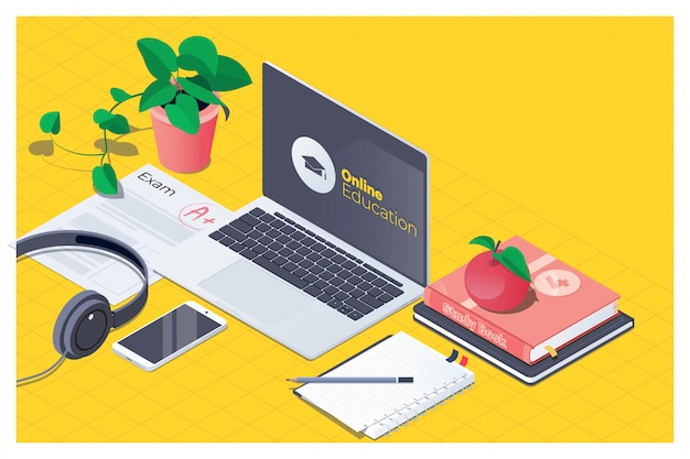 Workplace for online education