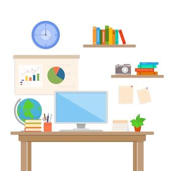 Workspace background