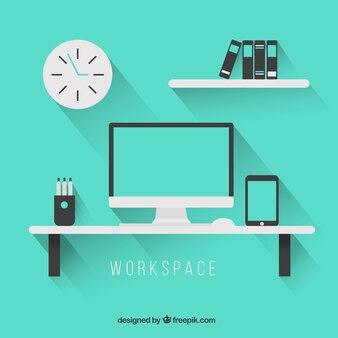 Workspace furniture