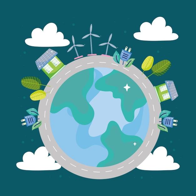 Мировая и инновационная энергия