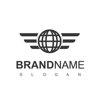 World aviation 로고