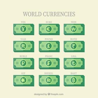 Мировые счета установлен