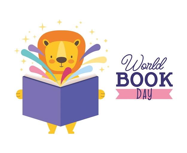 World book day card