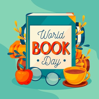 세계 책의 날 글자