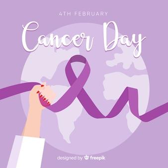 세계 암의 날 배경