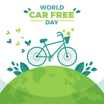 World car free day event