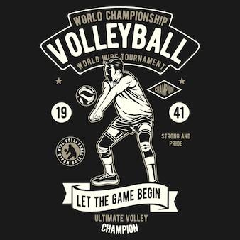 World championship volleyball
