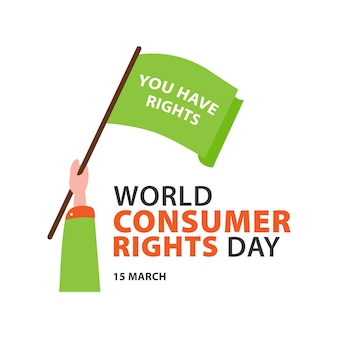 World consumer rights day 15 march