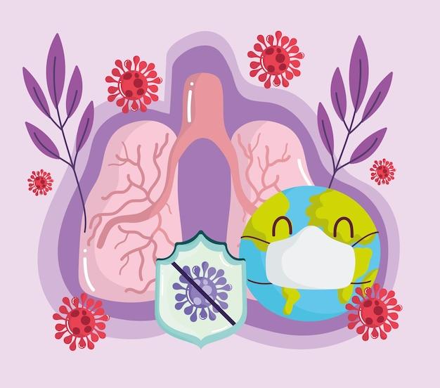 세계 코로나바이러스 질병