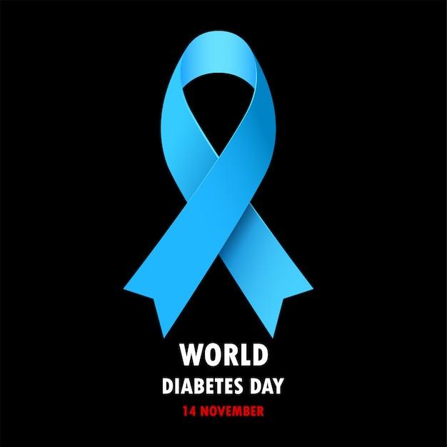 World diabetes day concept