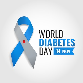 世界糖尿病デー。
