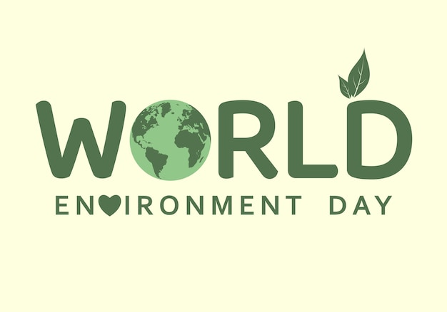 세계 환경의 날 친환경