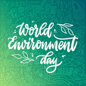 World environment day quote