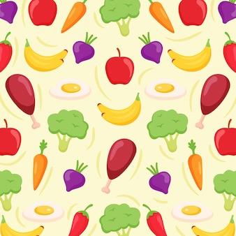 Всемирный день продовольствия иллюстрация фона