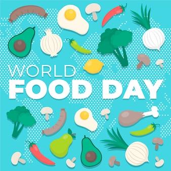 世界食の日のテーマ