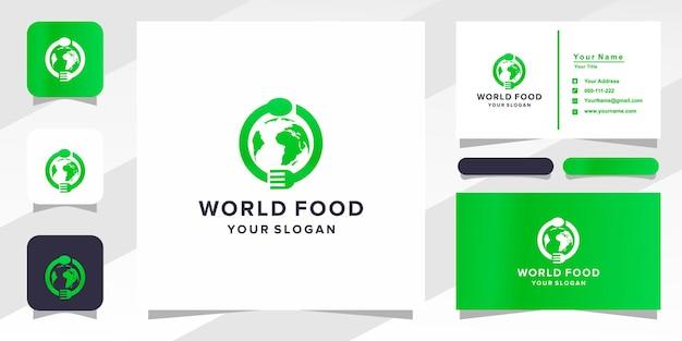 World food logo