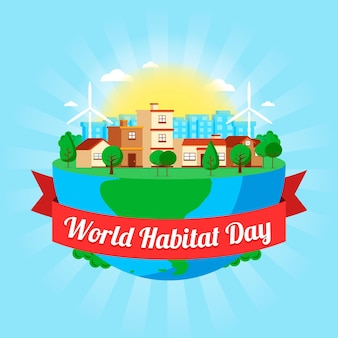 World habitat day event