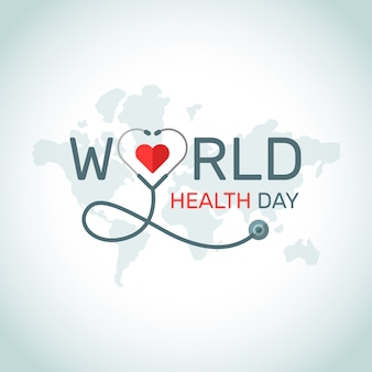 World health day event design