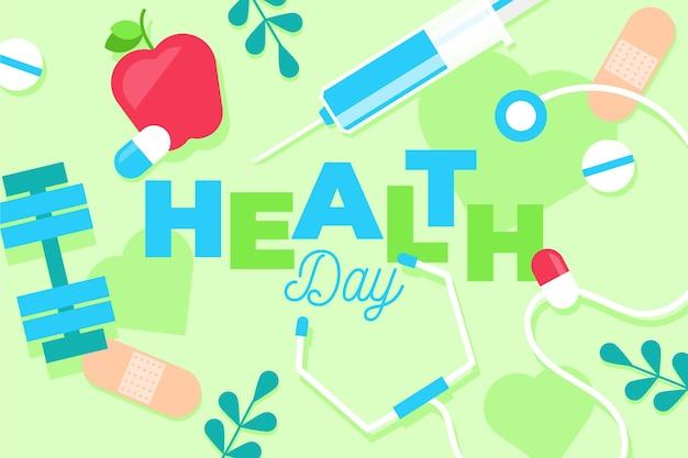 World health day illustration