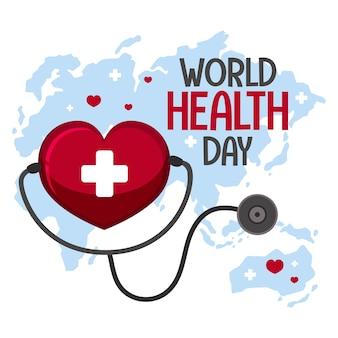 세계 보건의 날 로고