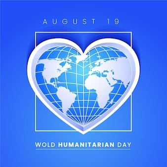 세계 인도주의의 날 축하
