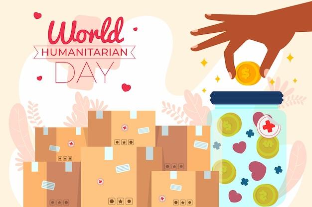 세계 인도주의의 날 그림