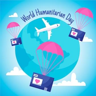 Giornata mondiale umanitaria con il pianeta