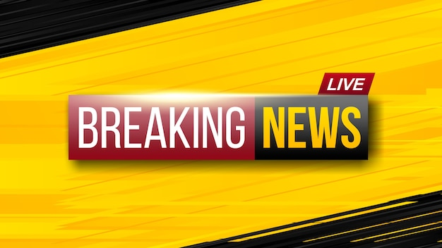 World live breaking news. tv show broadcast.