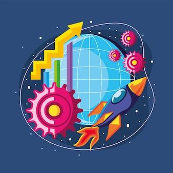 World marketing business